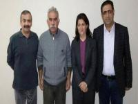 İmralı'ya giden HDP heyeti ölümden döndü