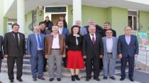 Türkmenoğlu ve Kale'den,Başkan Yeşilırmak'a Ziyaret