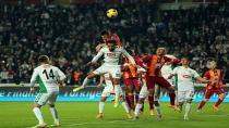Galatasaray'ın konuğu Konya, Hedef: Çeyrek Final
