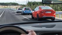 Trafik kazalarında en güvenli ülke, İsveç