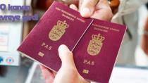 Kopenhag Havaalanında Pasaportuna el konuldu