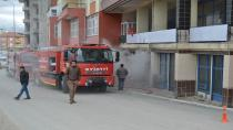 Kulu'da bir depoda yangın çıktı