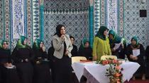 AKP'li aday camide miting yaptı