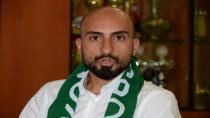 """Murat Erdoğan: """"Konyaspor'da Hizmet Edecek Olmaktan Dolayı Çok Mutlu Ve Gururluyum"""""""