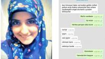 Konya'da burkaya giren Berfin, IŞİD'e katıldı
