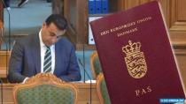 Danimarka pasaportu bekleyenlere bir darbe de Khader'den!