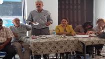 Cihanbeyli HDP İlçe Örgütü Seçim Stardı Verdi