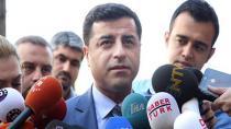 Demirtaş: Cumhurbaşkanı silahların susmasını kabul etmiyor