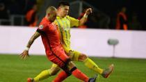 Sneijder'den ders: Şampiyonlar Ligi affetmez!
