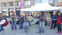 Sanat cephesi HDP için seferber