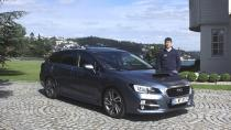Subaru Levorg Türkiye'de yollara iniyor