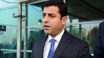 Demirtaş'tan Davutoğlu'na yanıt: Başbakanın taziye sözlerinden sonra utandım