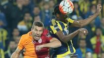 Fenerbahçe 1- 1 Galatasaray