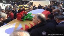 Fehmi Demir için cenaze töreni düzenlendi (Foto Haber)
