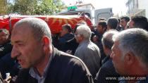 Fehmi Demir'in Yeniceoba'daki Cenaze Töreni ( Foto Galeri)
