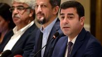Demirtaş'tan Davutoğlu'na çok sert sözler: Öyle bön bön bakacaksın