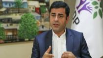 HDP Eş Genel Başkanı Demirtaş'a suikast girişimi
