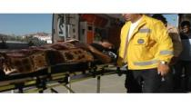 Kulu'da İnşaattan Düşen İşçi Yaralandı - Kulu Haber