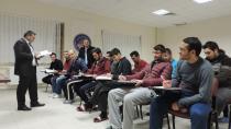 Cihanbeyli'de Kredi Yurtlar Kurumunda Kalan Öğrencilere paket kurslar