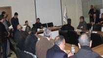 Cihanbeyli Belediyesi,2016 Yılının ilk Meclis Toplantısını Gerçekleştirdi
