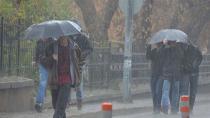 Meteoroloji'den Konya'ya kuvvetli yağış uyarısı