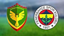 TFF'den Amedspor-Fenerbahçe maçı için 3 kritik karar