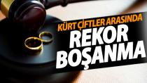 İsveç'te yaşayan Kürt çiftler arasında rekor boşanma
