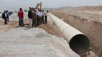 Konya'da 190 bin dekar arazi sulanacak