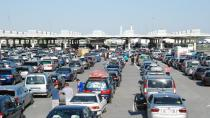 Araçlarıyla Türkiye'ye Gelen Gurbetçiler Mağdur Oluyor