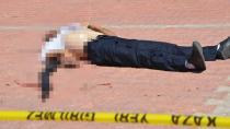 Konya'da Bir Şahıs Başından Vuruldu!