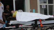 6 Yaşındaki Çocuk 3.Kattan Aşağıya Atladı
