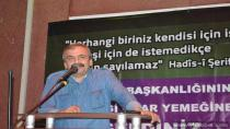 HDP Konya İftar Yemeği