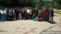 HDP Konya Kadın Meclisi bugün Türkiye Meclisindeydi.