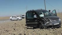 Kulu'da Trafik Kazası : 5 Yaralı