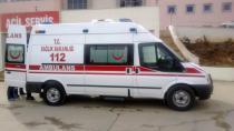 Celep'te Trafik Kazası: 2 Yaralı
