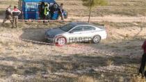 Cihanbeyli'de Trafik Kazası : 1 Ölü 1 Yaralı