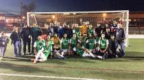 Kürt Kartalları: Futbol bizim için barış sporudur