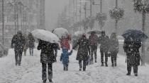 Son dakika: Meteoroloji'den kar yağışı uyarısı
