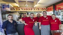 Danimarka'nın En İyi Pizzacısı Yeniceoba'lı Ümit Kart