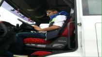 Günyüzü'lü genç tır sürücüsü trafik kazasında hayatını kaybetti