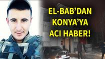 EL-BAB'dan Konya'ya Acı Haber