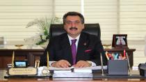 Cihanbeyli Belediye Başkanı Mehmet Kale'den Regaip Kandil Mesajı