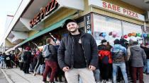 Yeniceoba'lı Aykan Kara'nın Sabe Pizza Resturantı Yoğun İlgi Gördü