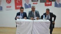 Murat Toklucu, MHP Kulu ilçe başkanı oldu