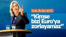 İsveçli bakandan Avrupa Komisyonu'na ayar