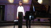 'Harika Çocuk' Mert, İsveç'ten birincilikle döndü