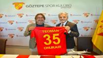 Onur Air, Göztepe Futbol Kulübü'nün  Ulaşım Sponsoru Oldu