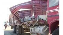 Kurbanlık Taşıyan Kamyon Yolcu Otobüsüne Arkadan Çarptı: 6 Yaralı