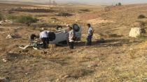 Kuşca'da Trafik Kazası