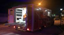 Kulu'da 173 kiloluk obezite hastasına özel ambulans